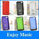 wholesales 1900mAh cheap Backup battery Charger power case for iphone 4 4s