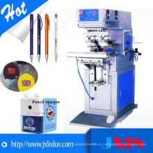 Máquina de impressão de almofada de cor dupla