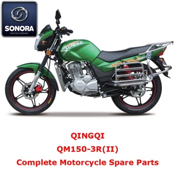 Qingqi QM150-3RII Complete Scooter Spare Part