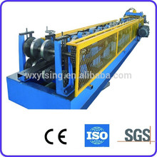 YTSING-YD-4096 Passed CE & ISO Steel Construction Quick Interchangeable for CZ Purlin Roll Forming Machine