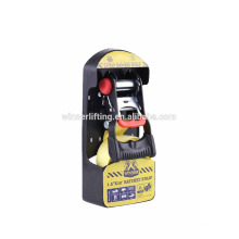 Ergonomic Handle 1 Piece Packaged Ratchet Lashing All Sizes