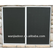 Foshan factory price invisible privacy window screen