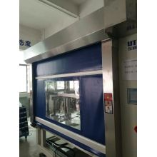 High+Quality+Automatic+Rapid+Industrial+Rolling+Shutter+Door