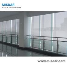 Solarsuncreen Material Motorisierte Solar Window Shades