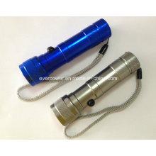 Lanterna elétrica de alumínio do diodo emissor de luz do CREE XPE 3W (FH-L1511)