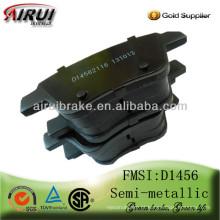 D1456-8656 Almofada de freio para carros SEAT e SKODA mais votados (OE NO.:5K0698451)