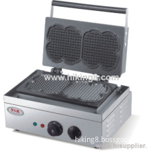 1 Plate Flower Type Commercial Waffle Maker