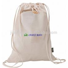 Custom Cotton Drawstring Bag Shoe Bag With Logo