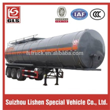 31000 Liters Heating Liquid Asphalt Tanker Trailer