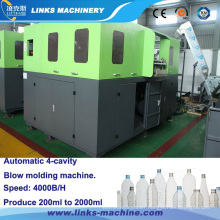 4000bph Plastic Pet Bottle Blow Moulding Machine for Sale