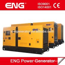 Звукоизолированный дизельный генератор мощностью 90 кВА 72 кВт с двигателем Mitsubishi