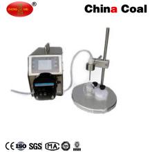 Máquina de llenado de viales de líquidos cuantitativos manual