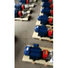 KCB series stainless steel food grade gear pump