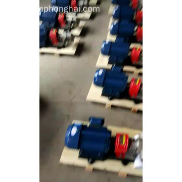 KCB series stainless steel material edible palm oil gear pump