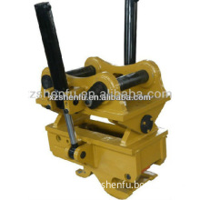 digger hydraulic quick coupler