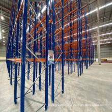 Warehouse Storage System Heavy Duty Steel Metal Beam Pallet Rack Pallet Racking