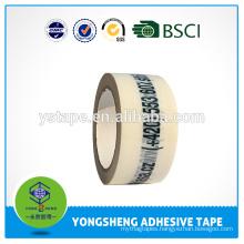 Wholesale cheap logo printing adhesive bopp packing tape