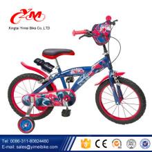 Soem verfügbares China-Lieferanten beste Kinderfahrräder / Spitzenverkaufs-Kindsport 16 im Jungenfahrrad / alibaba neues Modell scherzt preiswerte Fahrräder