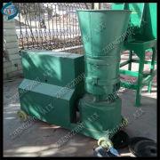 livestock feed pellet press machine for animal fodder