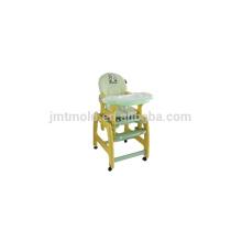 Buen precio personalizado molde de molde Childs molde de silla de inyección