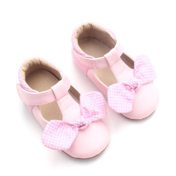 Bowknot Pink Dress Shoes