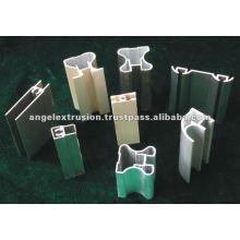Aluminiumprofil für Kleiderschrank