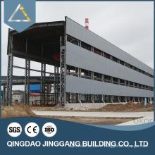 Structure de construction en acier de haute qualité et à faible coût