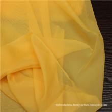 58 Inch 30D Polyester Dyed Yarn Chiffon Fabric