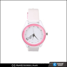 stainless steel case back watch fashion quartz watch