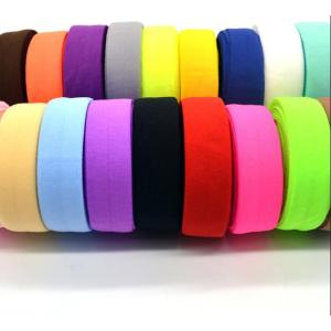 Colorful Hook and Loop Strap Fastener Cable Ties