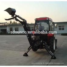 Hydraulischer Bagger-Baggerlader für Traktor