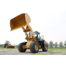 The Most Popular 6 Ton SEM660D Wheel Loader