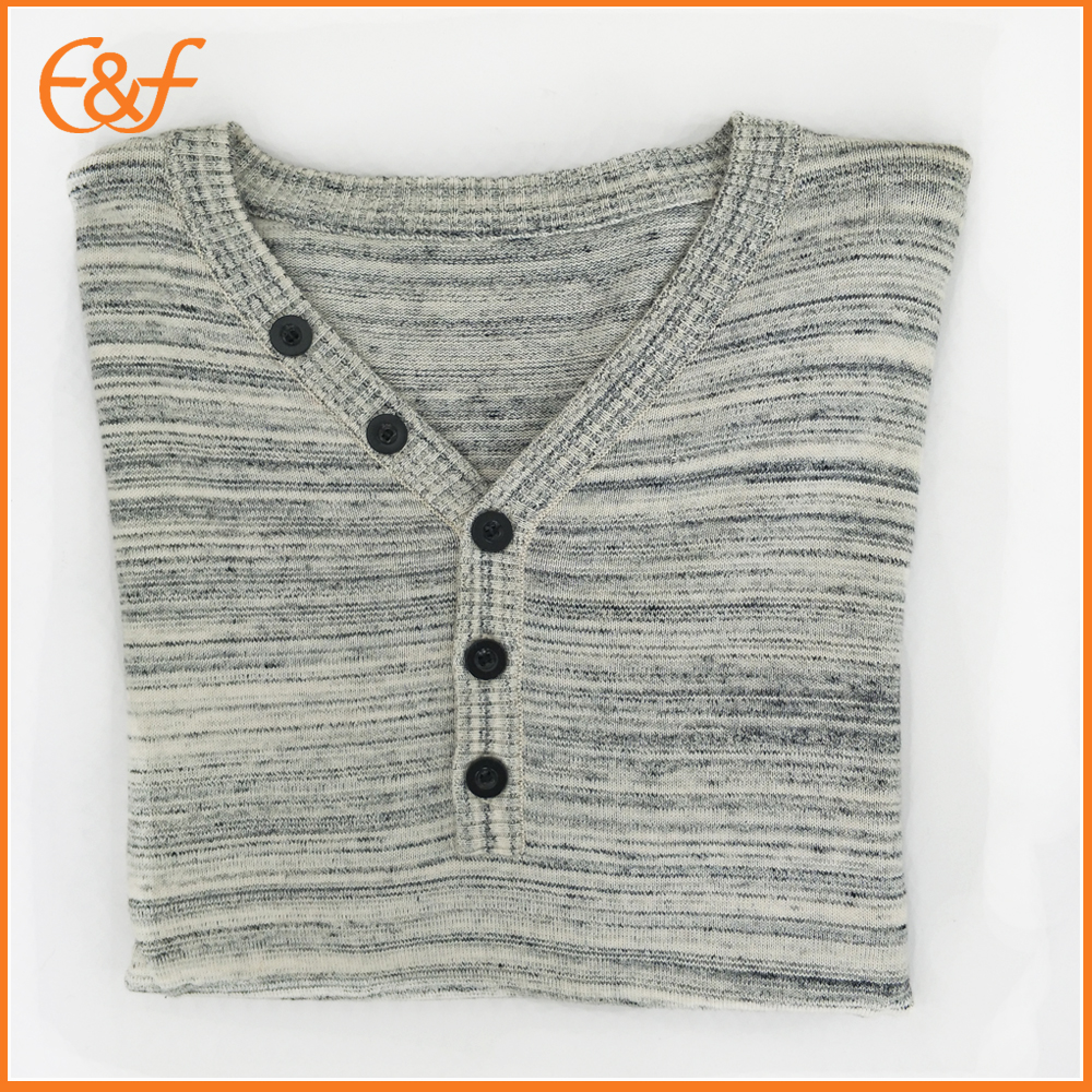Cotton mens sweater