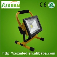 photocell led flood light 20w led floodlight portable