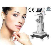 Equipo enfocado de alta intensidad 2014 del salón de belleza del ultrasonido de Beco Hifu para el rejuvenecimiento de la piel del ultrasonido