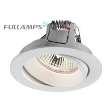 down light housing fixture without lamp light source