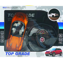 Wheel RC Car Dynamic Remote Control Toy Car