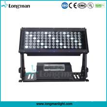 Alta potência Rgbaw 90X5w impermeável parede LED lavar luz bar