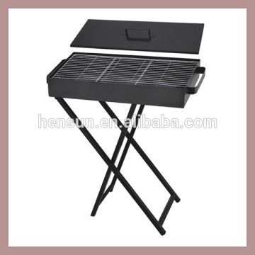 Portable Charcoal BBQ Grill Outdoor Grill Rack