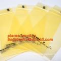 zipper top antistatic shielding plastic packing bags,Zip Zipper Lock Top Waterproof Self Seal Antistatic Package, Antistatic Pe