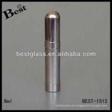 Atomizador del perfume del viaje 8ml, nuevo atomizador del perfume del viaje del estilo, atomizador redondo del perfume del viaje del monedero de la forma