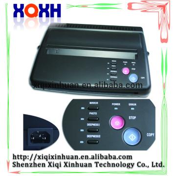 Atacado-tatuagem térmica copiadora estêncil tatuagem transferência máquina impressora máquina A4 papel quente tatuagem suprimentos Homestyle