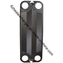 Placas Ss / Ti / Smo para intercambiador de calor de juntas (igual a M30)