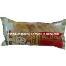 Sac en plastique adapté aux besoins du client Pacakging de pain / sac de nourriture