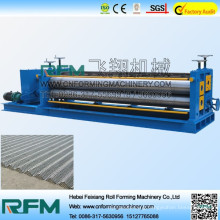 FX metal sheets cold roll forming machine for roofing barrel