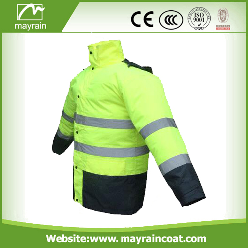 New Fluroscent Safety Jacket