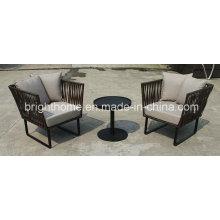 Отдых диван / Плетеная Мебель для улицы / PE Ротанг ткацкий сад Председателя (BP-260)