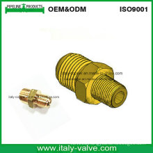 CE Certified Brass Forged Reduced Flare Nipple (320209)