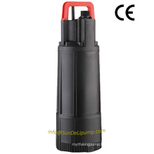High Pressure High Head Multistage Impeller Garden Submersible Pump Ce UL Certificate