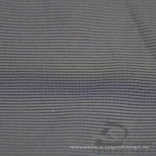 Water & Wind-Resistant Down Jacket Tejido Dobby Striped Jacquard 26% Polyester 74% Nylon Blend-Tejido Intertexture Tejido (H014)